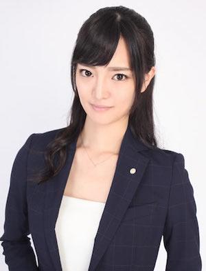 NHKから国民を守る党の加陽麻里布(足立区議選)