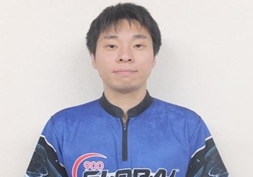 ボウリングの佐々木智之選手