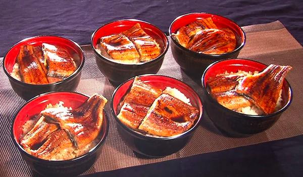 三河産特選うなぎのワケあり6食セット