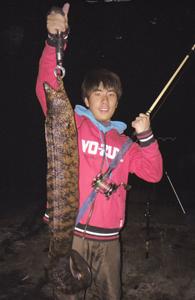 西野勇馬(深海魚ハンター)の釣った魚2