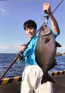西野勇馬(深海魚ハンター)の釣った魚4