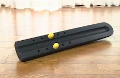 ピュアフィットリストレッチボディの押し球